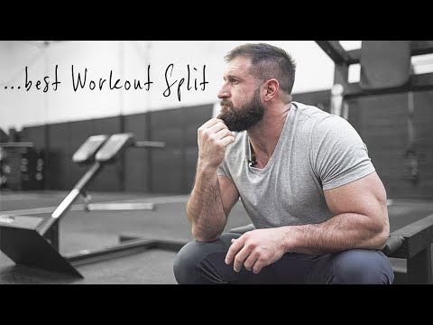 GAINS!!..Best Training Split For Building Muscle