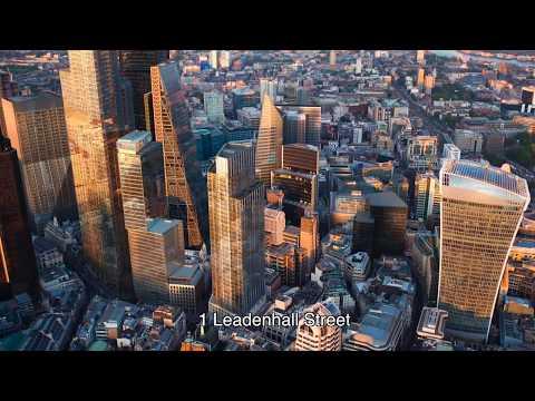 La City, centre financier de Londres : une ville en ébullition et évolution