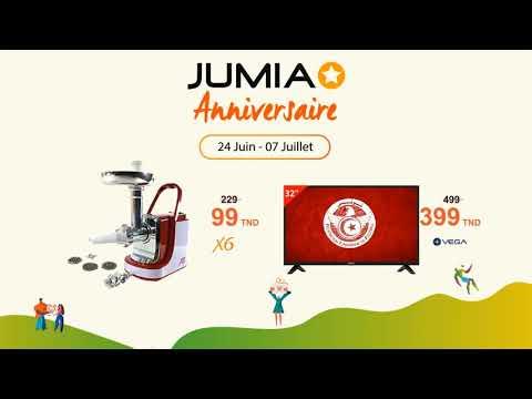 Jumia Anniversaire Ce Qui Vous Attend Youtube