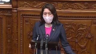 参議院本会議・法務委員長報告(2020/6/5)