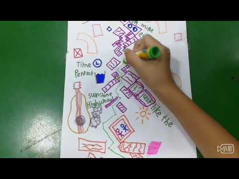 Dancing line - All about us is Drawing - By Charlie