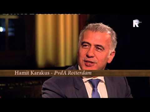 Het slotdebat van de Rotterdamse lijsttrekkers