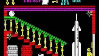 Pyjamarama Walkthrough, ZX Spectrum