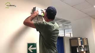 Sanadomus: installazione Ufficio Postale di Mergellina - Napoli