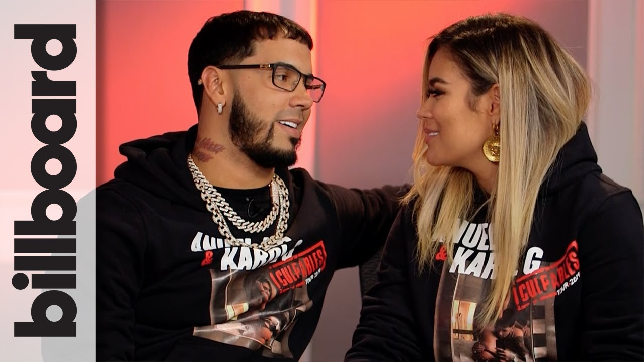 Anuel AA & Karol G Discuss Touring ...
