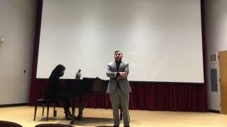 New York Lights - Nicholas Klein, tenor