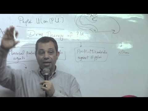 42. Dr.Ahmed Abdelrahman [PPI-Mucosal Protectives- Sodium Bicarbonate-Calcium Carbonate]