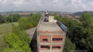 Mostro di Casalecchio - Urban Exploration - by drone