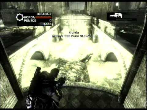 Gears of War 3 - Hachas Elementales - Fuerzas de la Naturaleza