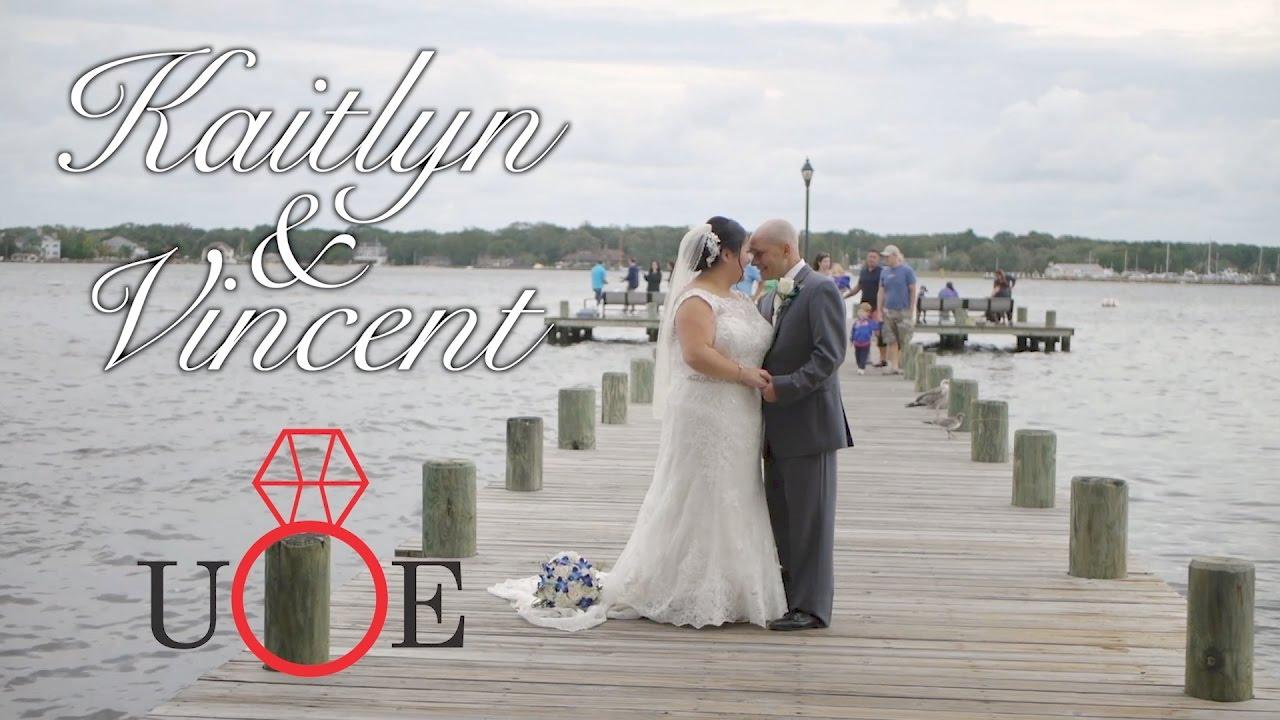 Crystal Point Yacht Club Kaitlyn Vincent S Wedding