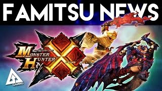 Monster Hunter X News - Hunting Styles, New Armor, Weapons, Monsters & More!