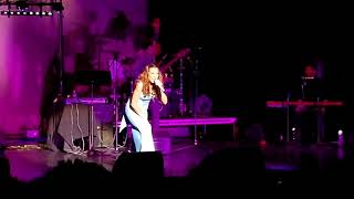 "MORISSETTE AMON LIVE IN VANCOUVER Phoenix Rising Tour, ""Secret Love Song"" at Massey Theatre"