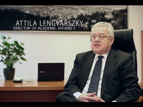 Student Recruitment and University Branding for the University of Pécs - Attila Lengvárszky