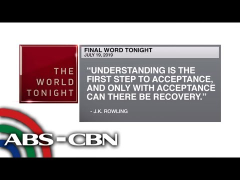 Final Word - July 19, 2019 | ANC