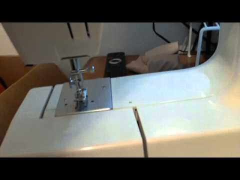 Sears Kenmore 40 Series 40 Stitch Sewing Machine YouTube Interesting Kenmore 385 Sewing Machine Threading