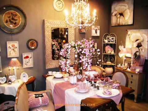 Creatividad en la decoraci n de hogar feria intergift madrid febr 2012 amadeus youtube - Amadeus decoracion ...