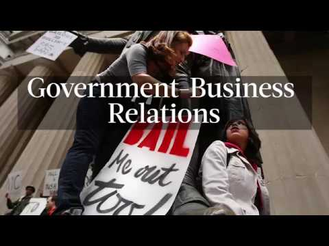 Government-Business Relations