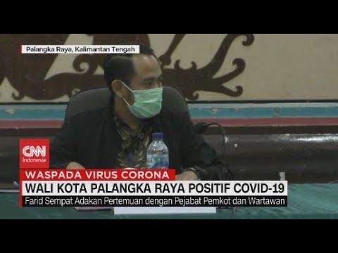 Wali Kota Palangka Raya Positif Covid-19
