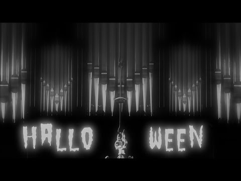 Halloween Theme on Church Organ