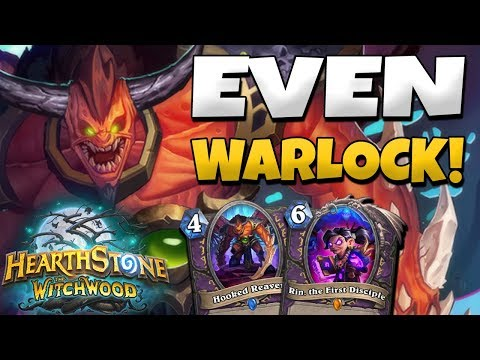EVEN WARLOCK DEVOURING YOUR LADDER POINTS - GAMEPLAY COMMENTARY
