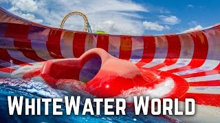WhiteWater World Rides at Dreamworld Australia! (GoPro)