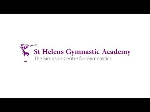 St Helens Gymnastic Academy - St Julies Display