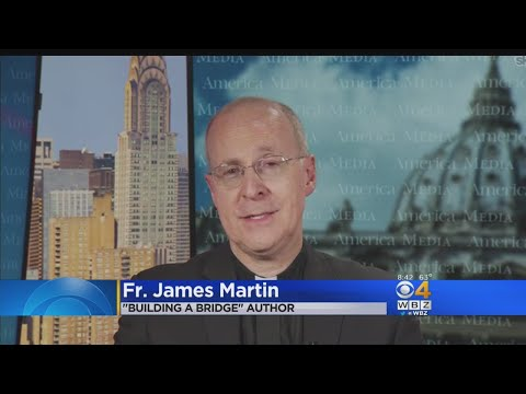 Fr. James Martin Discusses Relationship Between The Catholic Church And The LGBT Community
