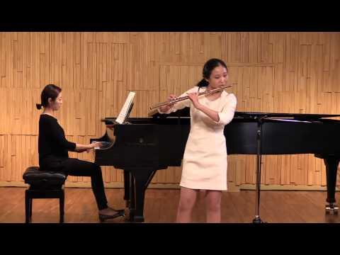 Carl Nielsen Flute Concerto 2nd movement - Han yeojin