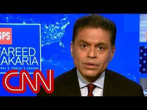 Fareed: I'm not calling to revive WASP culture. Just to learn from it.
