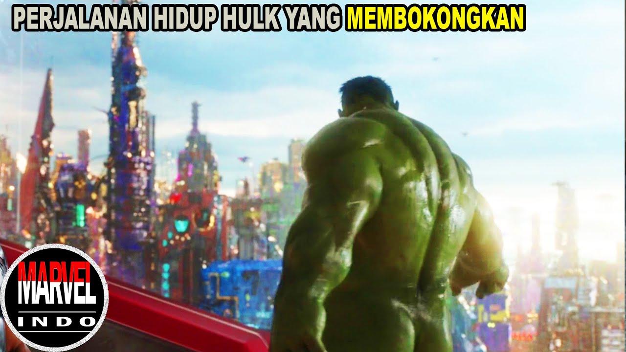 Si P4NT4T IJO!!!!! Timeline Perjalanan Beserta Penjelasan dari Karakter Bruce Banner di MCU