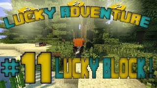 [Minecraft] Lucky Adventure Ep.11 Lucky Block !!