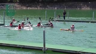canoe_polo  2017 保田ヶ池カップ 対関西《前半》