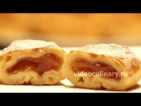 Пирожки с повидлом - Простой Рецепт Бабушки Эммы