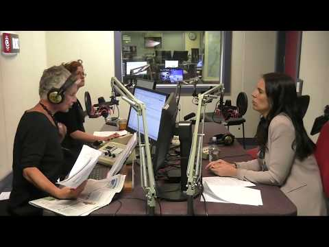 Morning Report: Jacinda Ardern talks oil, gas with Kim Hill