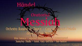 Haendel-Messiah - Orchestra Romana de Tineret - Cristian Macelaru