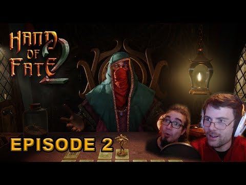 Hand of Fate 2 - Episode 2 - Malatruc (avec Mahyar)