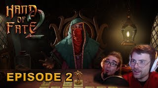 Hand of Fate 2 - Episode 2 - Malatruc (avec Mahyar)