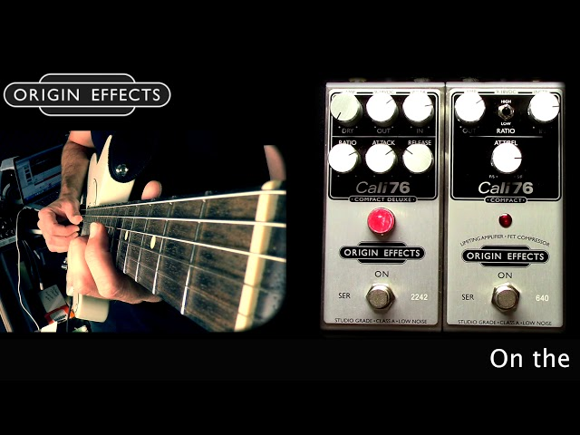Origin Effects Cali76 Compact & Deluxe