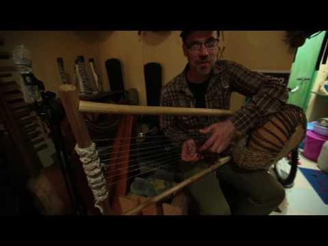 Pete Larson playing Obokano