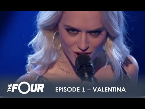 Valentina: A Young Model & Singer Named By Vogue As The 'NEXT BIG THING'! | S1E1 | The Four
