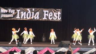 India Fest 2014 Dance - I Love India
