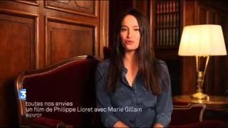 Toutes Nos envies bientot un film de philippe lioret avec marie gillain France 3  13 9 2014