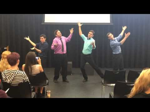 Four Jews In A Room from FALSETTOS