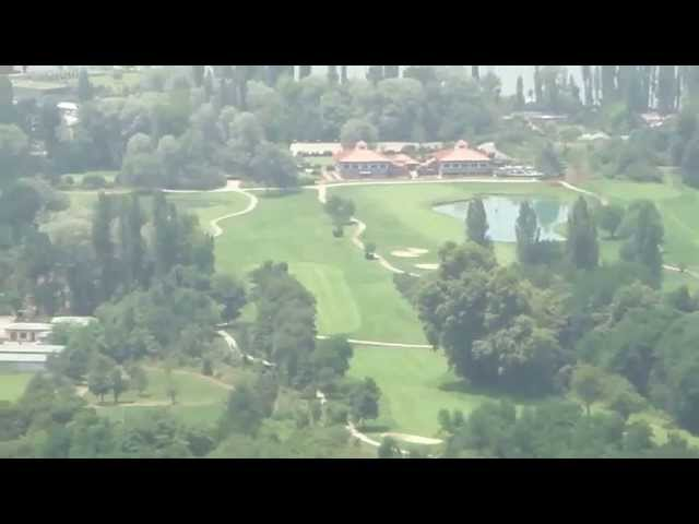 ROYAL SPRINGS GOLF COURSE (INDIA'S NO. 1 GOLF COURSE BY GOLF DIGEST) SRINAGAR OVERLOOKING DAL LAKE
