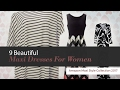 9 Beautiful Maxi Dresses For Women Amazon Maxi Style Collection 2017
