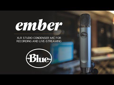 Blue Microphones Ember | Sweetwater