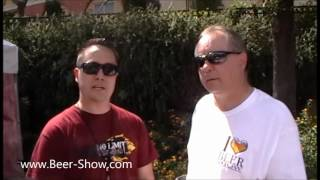 No Limit Brewing Interview at Montelago Village, Lake Las Vegas Beerfest - #CraftBeers