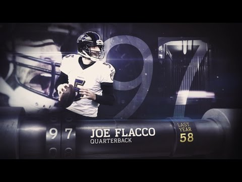 #97 Joe Flacco (QB, Ravens) | Top 100 Players of 2015