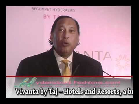 Vivanta by Taj Hotels and Resorts Speech 2