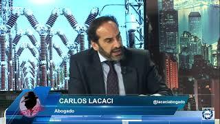 Carlos Lacaci: Hay mucho intervencionismo en la luz, nacionalizar las eléctricas no es la solución